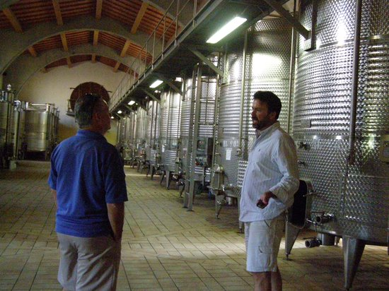 Tuscan Trails: small family winery