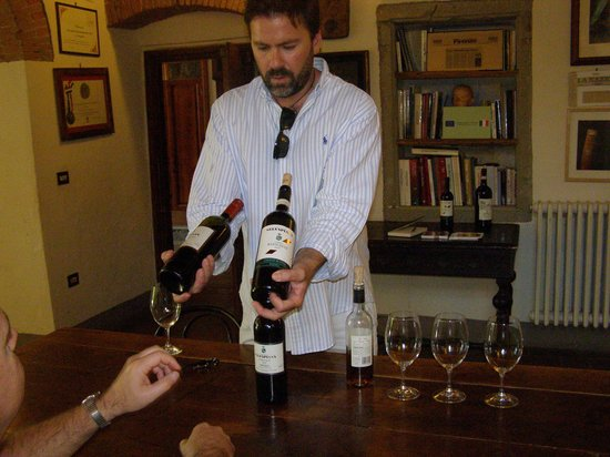 Tuscan Trails: personal attention from experienced Sommelier