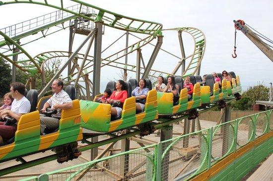 Blackgang Chine: Rollercoaster