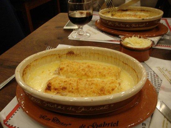 Las Pastas de Gabriel: Bom Rondelli