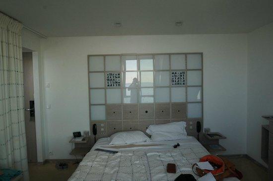 L'Agapa Hotel SPA Nuxe : le lit