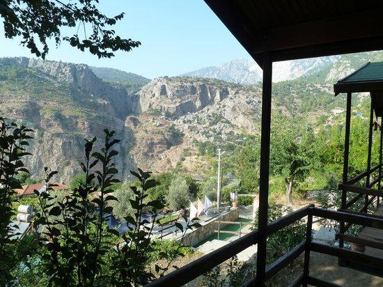 Onur Motel: Bungalow con vistas al valle
