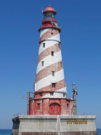 Keweenaw Star Excursions: Lake Michigan Lighthouse Tour