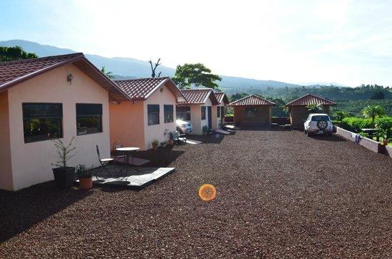 Hotel Mango Valley: Les bungalows
