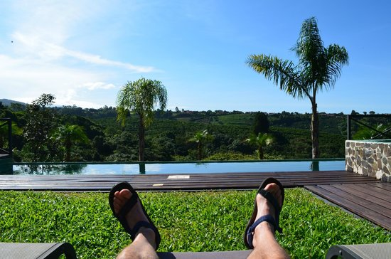 Hotel Mango Valley: Les doigts de pied en éventail