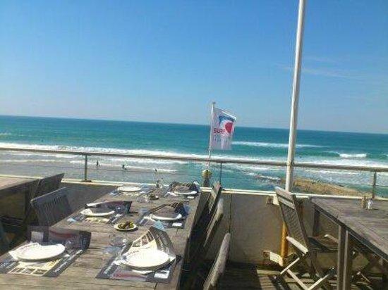 La tantina de la Playa : la plage