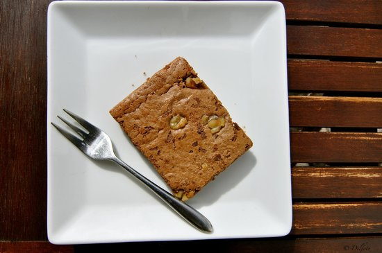 Cafe 4 Gatos: Brownie
