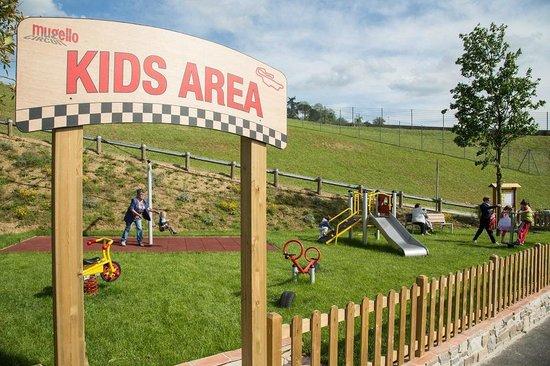 Autodromo del Mugello: Area kids, il luogo pensato per far vivere ai più piccoli tante emozioni