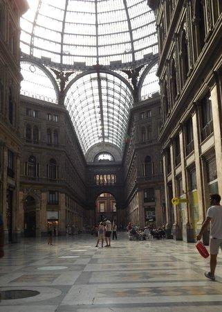 Palazzo Turchini: Galleria Umberto I
