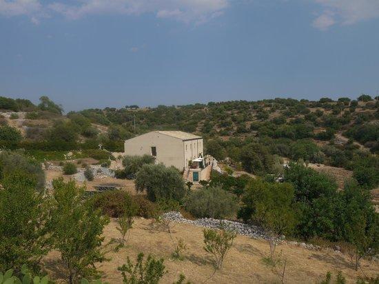 Relais Parco Cavalonga: La struttura centrale tra gli ulivi