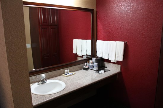BEST WESTERN PLUS Yosemite Way Station Motel: Bagno