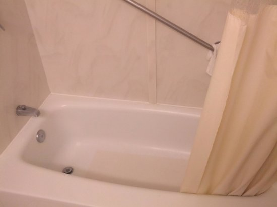 Howard Johnson Hotel - Toms River : Shower/tub