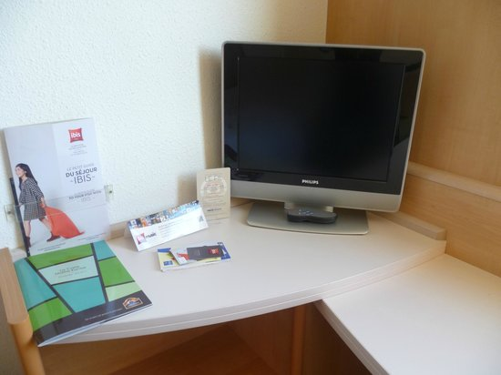 Ibis Chatellerault: tv qui ne fonctionnait pas