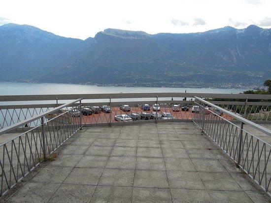 Aussicht Vom Balkon Bild Von Hotel Village Bazzanega Tremosine