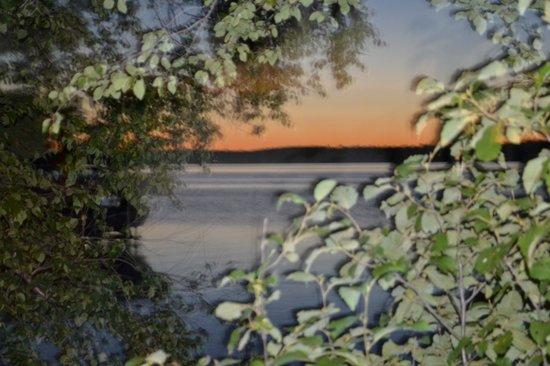 Weaver's Resort & Campground : Sunset