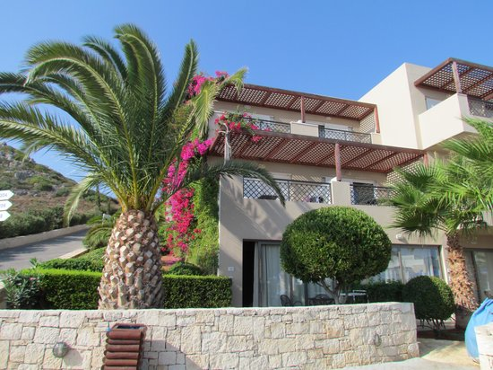 Grand Hotel Holiday Resort : notre chambre 101