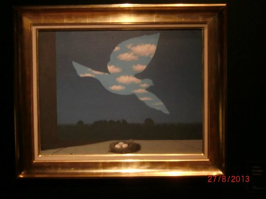 Musee Magritte Museum - Royal Museums of Fine Arts of Belgium: tra i tanti.............