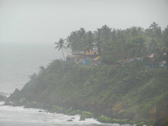 Clafouti Beach Resort: Overlooking the Room