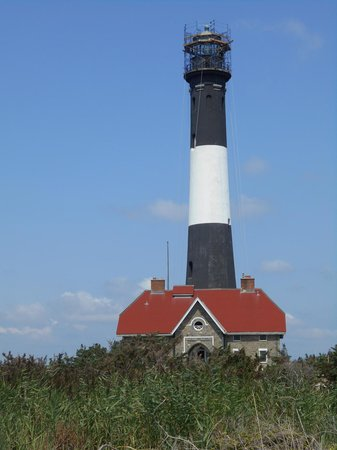 Fire Island National Seashore : Fire Island Lighthouse