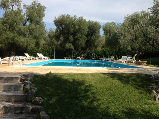Masseria Don Sante : Piscina