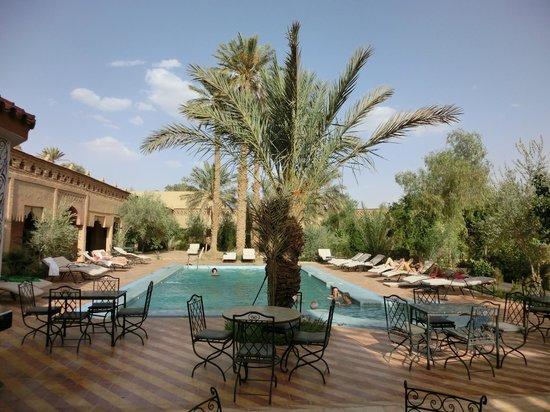 Kasbah Le Touareg: La preziosa piscina
