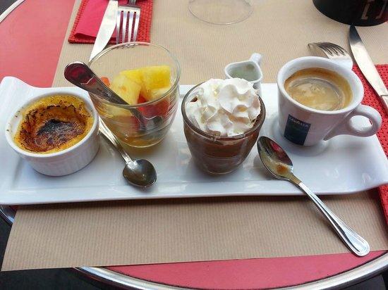 L'Aristide Café: Coffee Break, Montmartre Style!