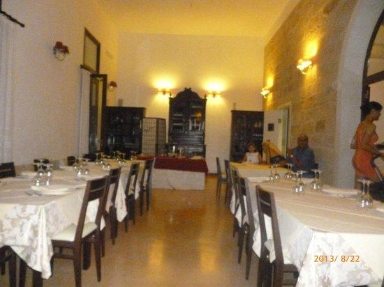 Li Campi Restaurant & Resort : ristorante