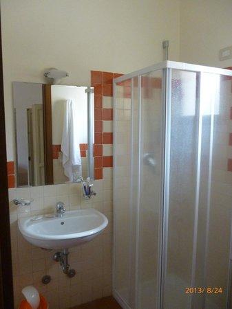Li Campi Restaurant & Resort : bagno