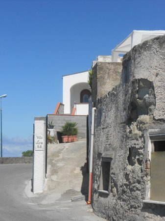 Villa La Cesa : entrata