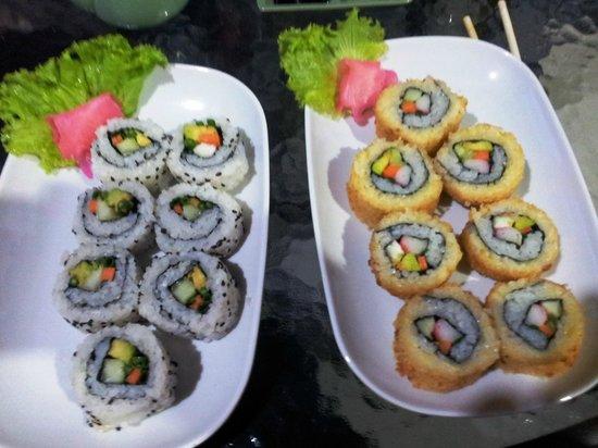 Chai Dee Samui: Sushi @ Chaidee