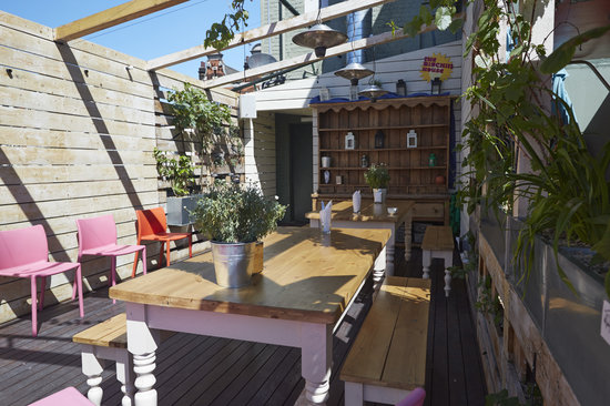 Big Chill House: Our Terrace