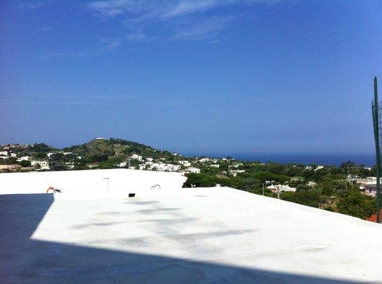 Villa La Cesa : panorama