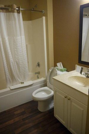 Extended Stay America - Houston - Greenspoint: Room