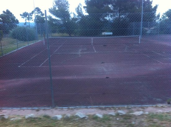 Belambra Clubs - Le Clavary: terrain sport