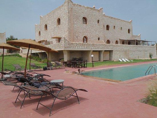 Dar Essaada: Un petit paradis :)