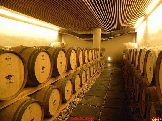 Vigne Surrau - Invecchiamento
