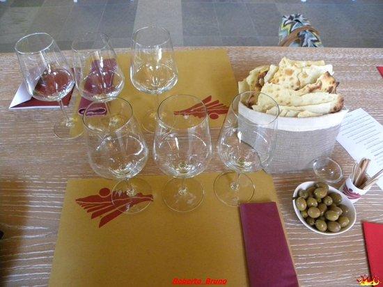 Vigne Surrau - Stiamo per degustare