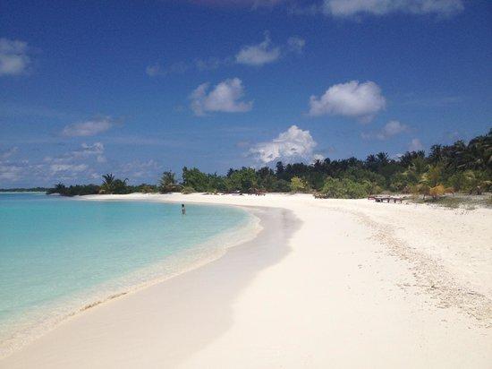Sun Island Resort: Spiaggia