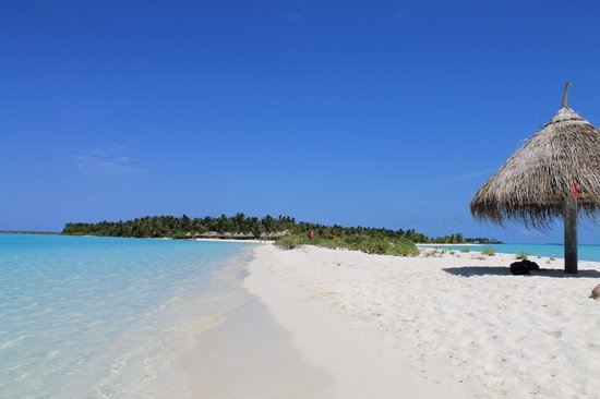 Sun Island Resort: Lingua di sabbia
