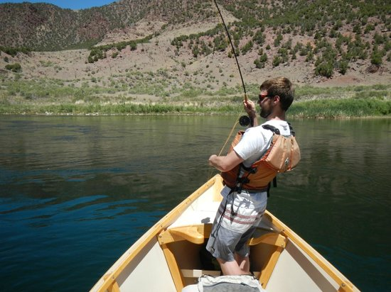 Trout Creek Flies and Green River Outfitters - Day Trips: Fish On!!