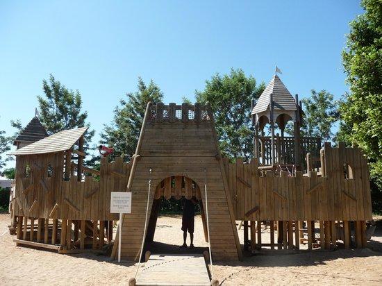 Protur Safari Park Aparthotel : Paradis Park : pleine de jeux