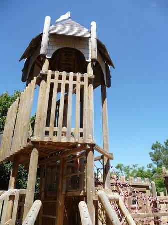 Protur Safari Park Aparthotel : Paradis Park - pleine de jeux (suite)