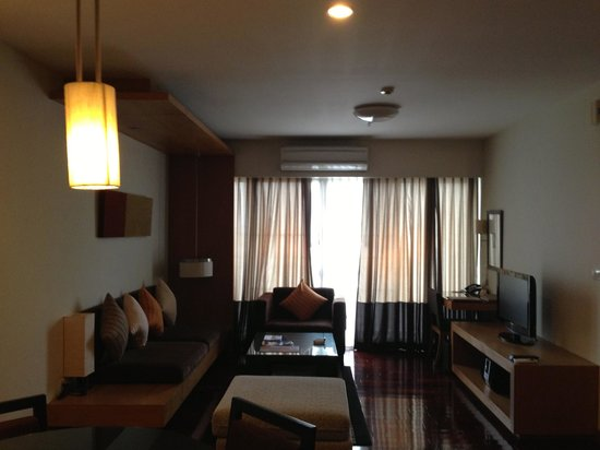 Kantary Hotel, Ayutthaya: 室内