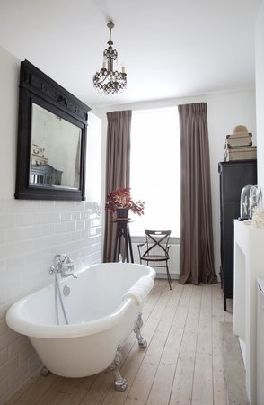 De Witte Nijl: Bathroom Livingstone junior suite