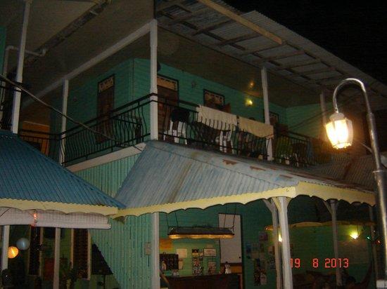 Hotel Casa Max: Dall'esterno