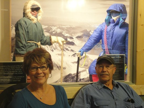 Talkeetna Historical Society Museum: Mountain climbers past & present