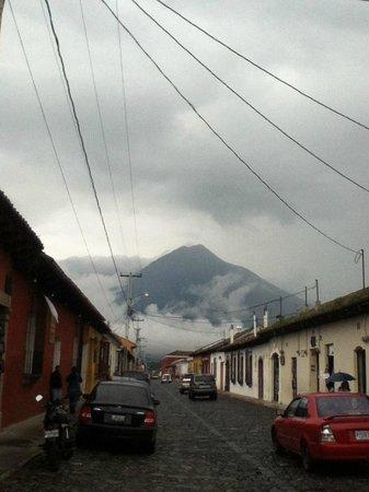 Hotel Los Encuentros : View