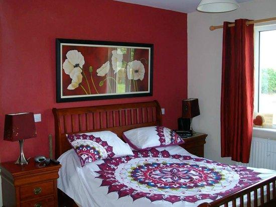 Clonmacnoise B&B: Room
