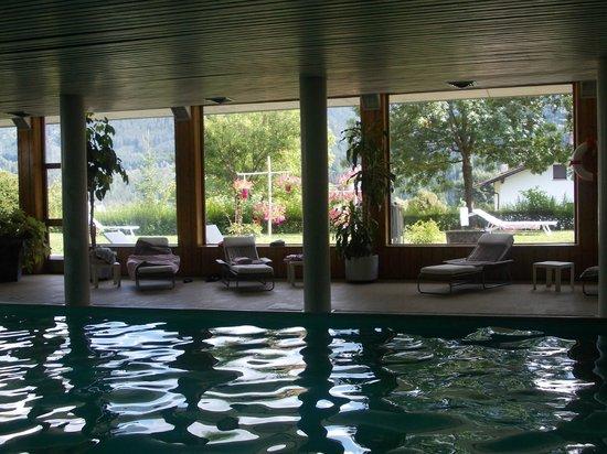 Hotel Latemar: piscina