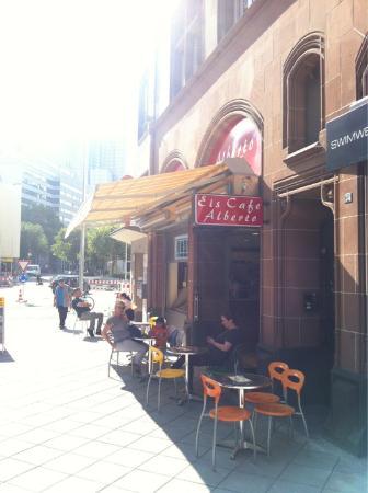Eiscafe Alberto